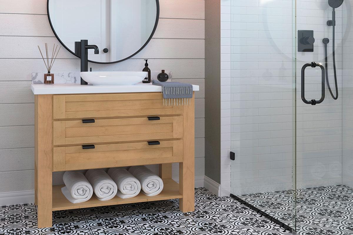 Bath Design-Cabinets