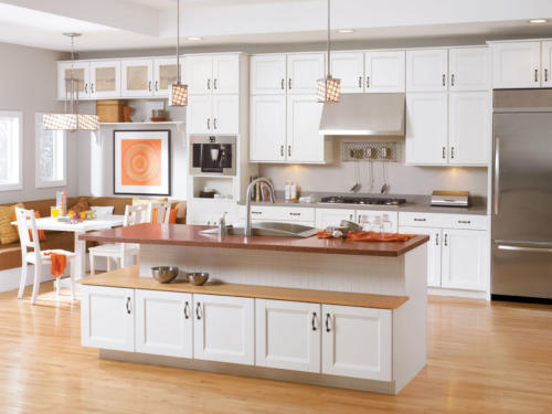 Custom Kitchen Cabinets and Design